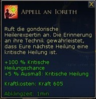 Appell an Ioreth